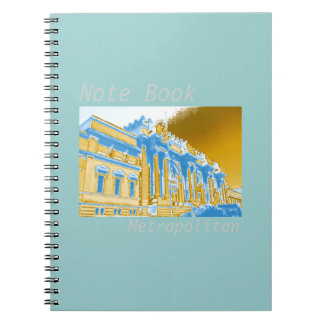 Metropolitan Spiral Note Books