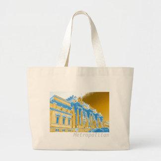 Metropolitan Jumbo Tote Bag
