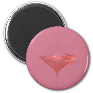 Metropolitini Faery Martini Art 6 Cm Round Magnet