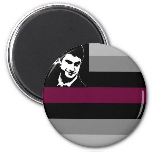Metrosexual Pride Fridge Magnets
