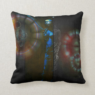 Metrotopia Cushion