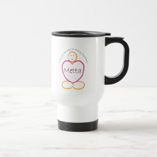 Metta Meditator Travel Mug