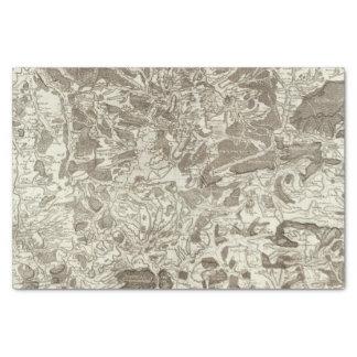 Metz Tissue Paper