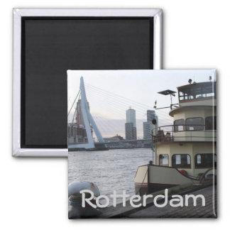 Meuse river, Rotterdam Magnet