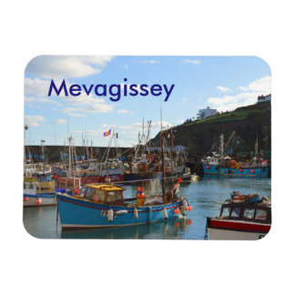 Mevagissey Cornwall England Magnet