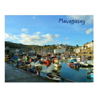 Mevagissey Cornwall England Postcards