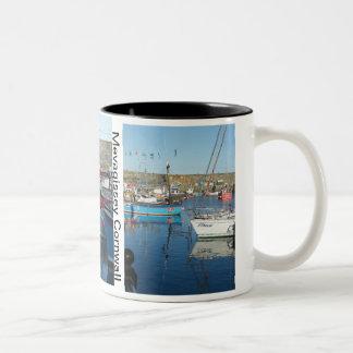 Mevagissey Cornwall Mug