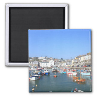 Mevagissey in Cornwall Magnet
