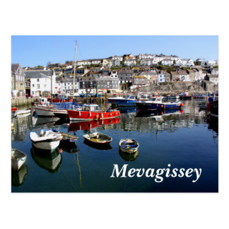 Mevagissy Mevagissey Postcards