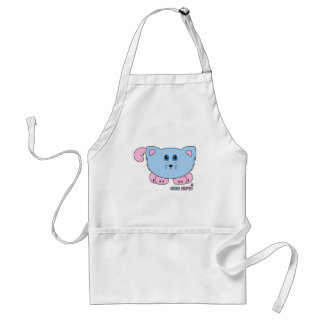 Mew Kitty Pudgie Pet Aprons