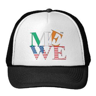 MeWe Ireland Hats