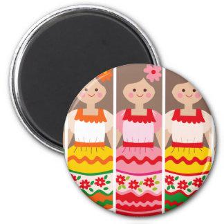 MexcianBookmark Magnet