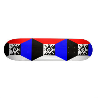 Mexica Movement Colombia Political Skateboards