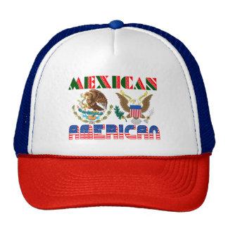 Mexican American Eagles Cap
