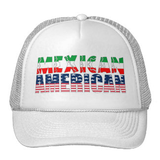 Mexican American Hat