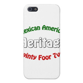 Mexican American Heritage iPhone 5 Covers