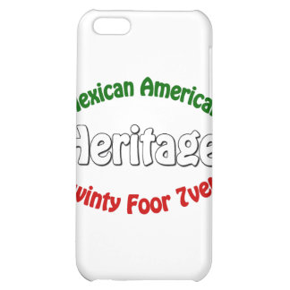 Mexican American Heritage iPhone 5C Case