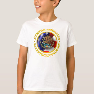 Mexican American Pride T-Shirt
