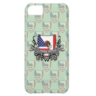 Mexican-American Shield Flag iPhone 5C Case