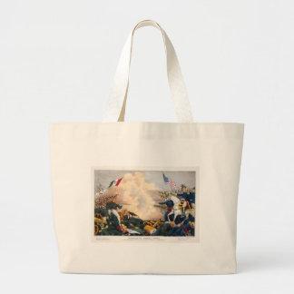 Mexican American War Battle of Buena Vista 1847 Bag