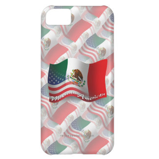 Mexican-American Waving Flag iPhone 5C Case