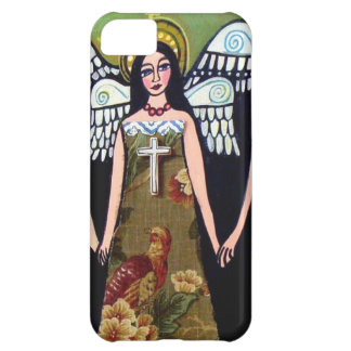 Mexican Angels by Heather Galler iPhone 5C Case