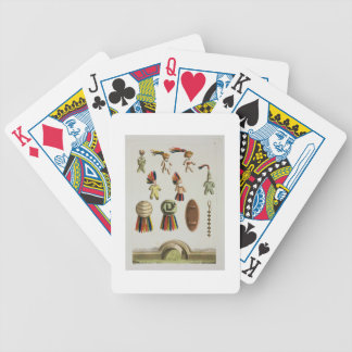 Mexican Arms (colour litho) Bicycle Playing Cards