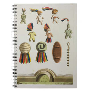 Mexican Arms (colour litho) Notebooks