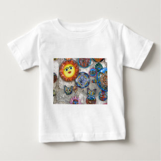 mexican Art Baby T-Shirt