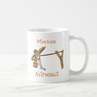 Mexican Astrnaut Mug