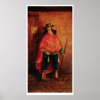 Mexican Bandit Joaquin Murieta 0076A Poster