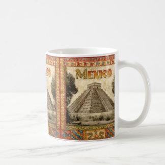 Mexican Basic White Mug