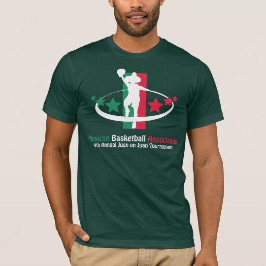 Mexican Basketball Association T-Shirt