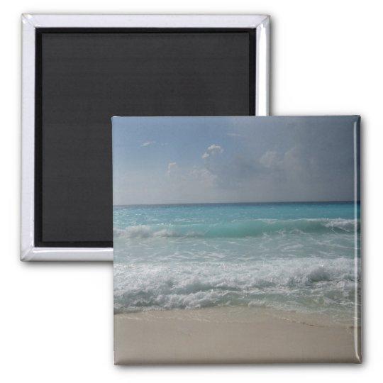 Mexican Beach Magnet