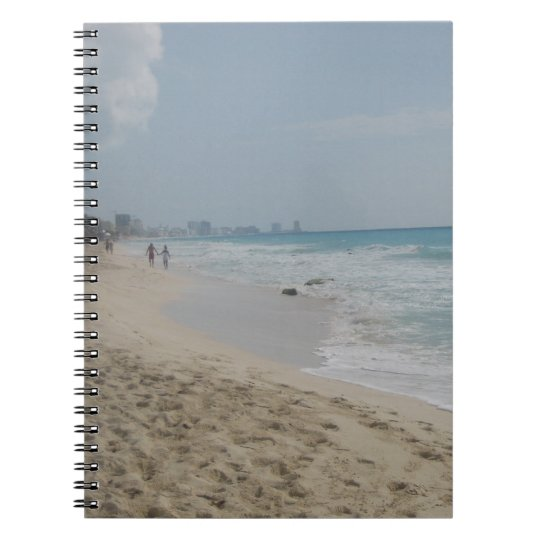 Mexican Beach Notebook