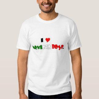 Mexican Boys T Shirts