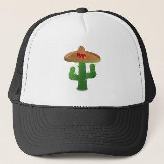 Mexican Cactus Trucker Hat