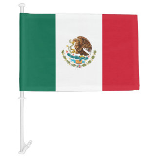 Mexican car window flag | Mexico pride Car Flag