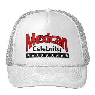 Mexican Celebrity Cap