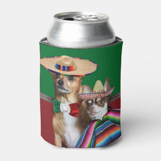 Mexican Chihuahuas dog can cooler