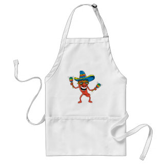 Mexican Chili Pepper Standard Apron