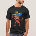 Mexican Chilli Pepper T-Shirt
