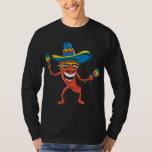 Mexican Chilli Pepper Tee Shirt