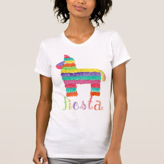 Mexican Cinco De Mayo Women's t-shirt with Pinata