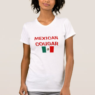 MEXICAN COUGAR T-Shirt