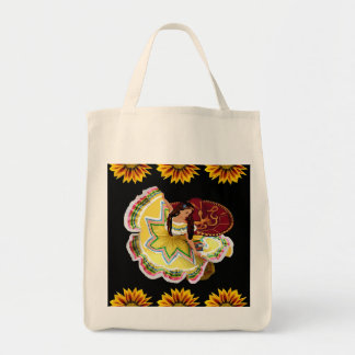 Mexican Dancer Tote