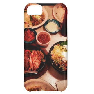 Mexican Dinner iPhone 5C Case