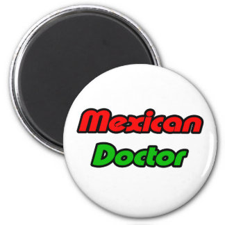 Mexican Doctor Refrigerator Magnets