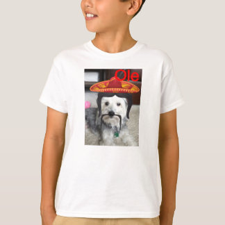 Mexican Dog T-shirt