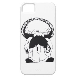 Mexican Dude Phone Case iPhone 5 Cases